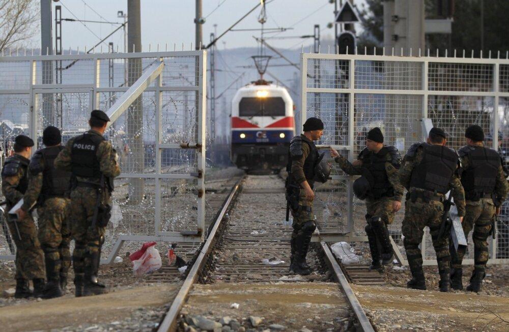 Makedoonia loodab rändekriisist tõuget NATO liikmeks saamise suunas