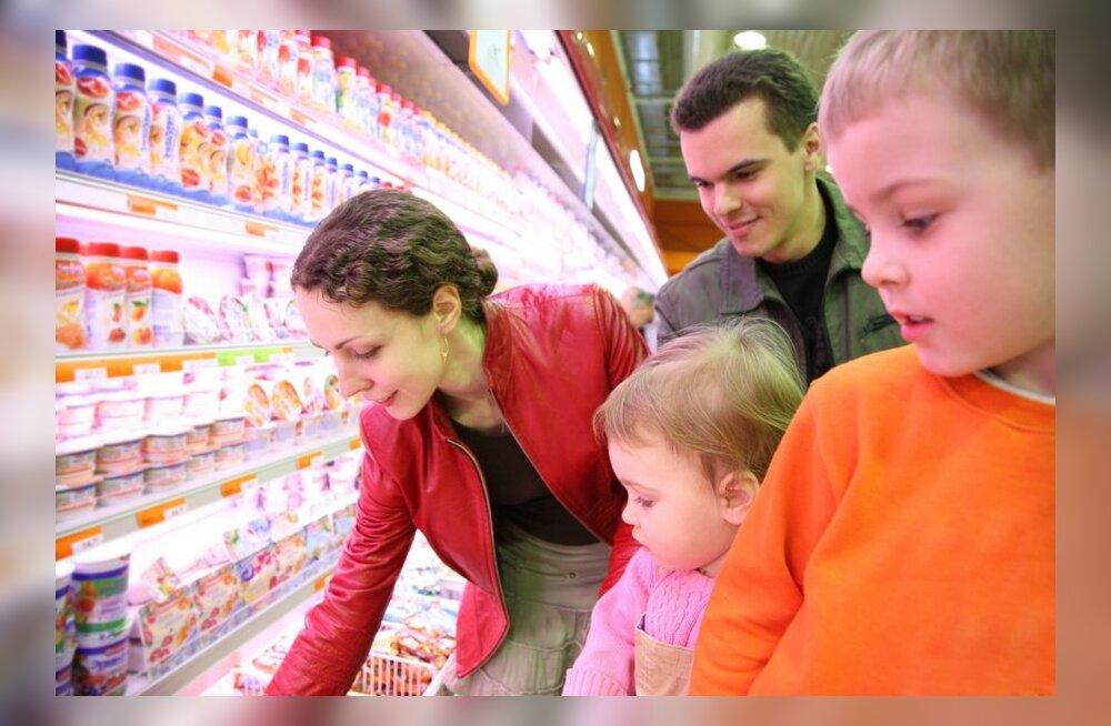 ВИДЕО DELFI: ETK: цены на продукты питания не могут повышаться бесконечно