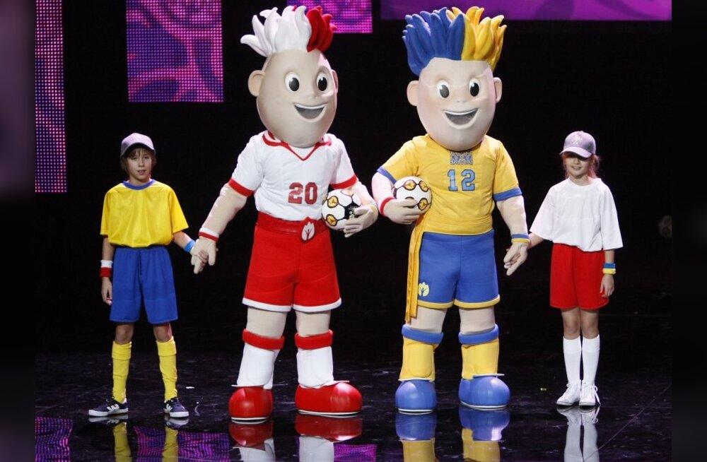 В Варшаве состоялась презентация талисманов ЕВРО-2012