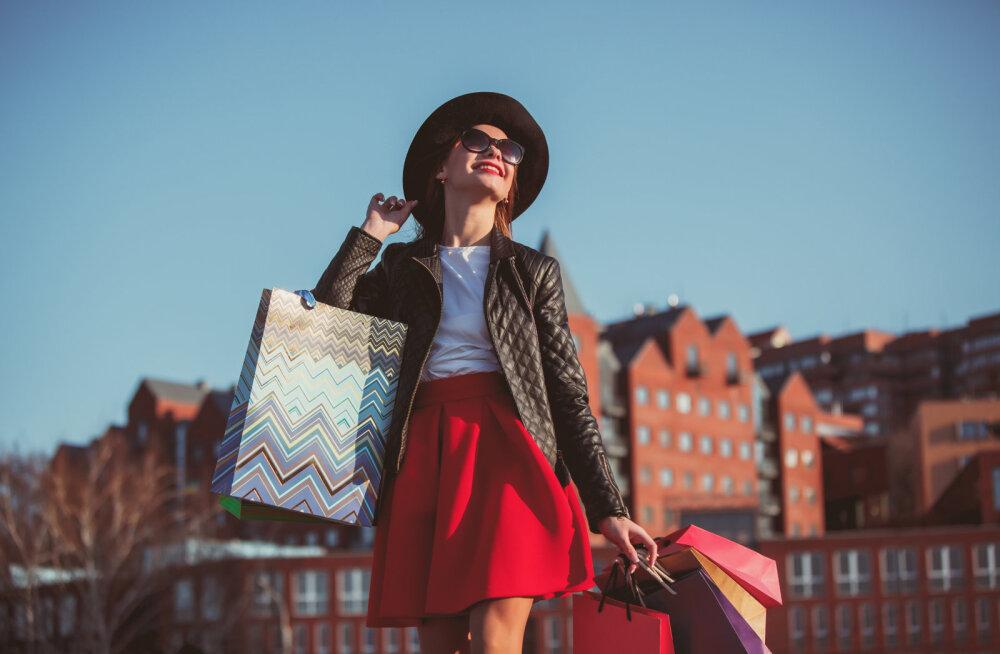 Naisteka lugeja: moe- ja trenditeadlikkus on loodud teatud firmadele megakasumeid tootma