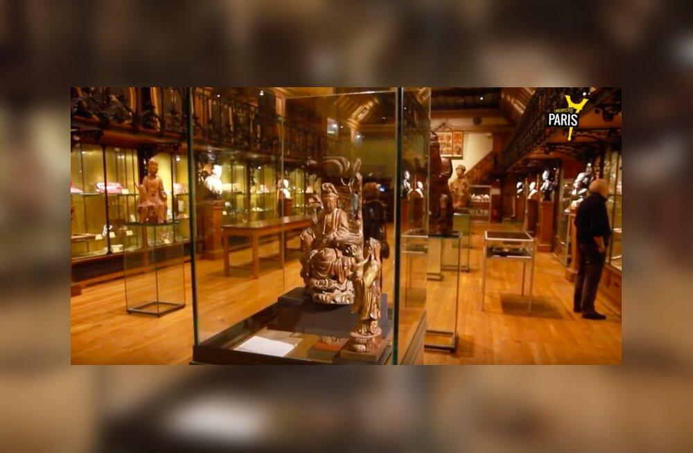 Осторожно, шокирующий экспонат! В музее Парижа можно увидеть стол, полностью состоящий из частей человеческого тела