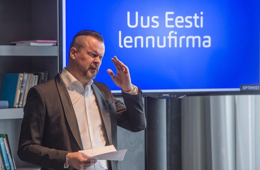 Uus Eesti lennufirma Nordica