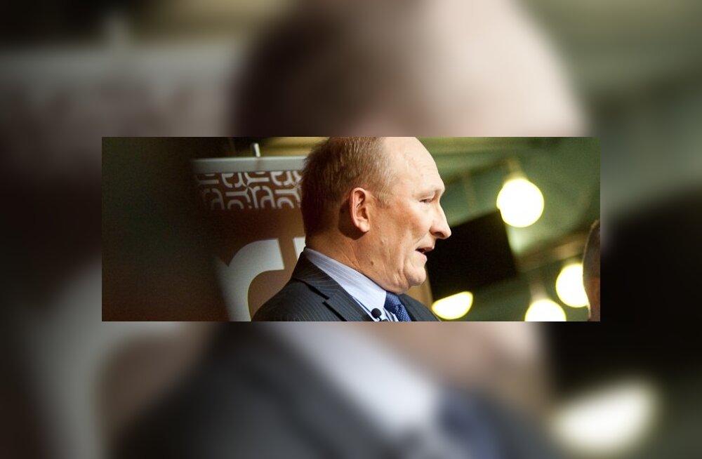 DELFI TV VALIMISDEBATT: Jaak Aaviksoo: Mis mõttes poliitreklaam reostab? Ärme ole silmakirjalikud!