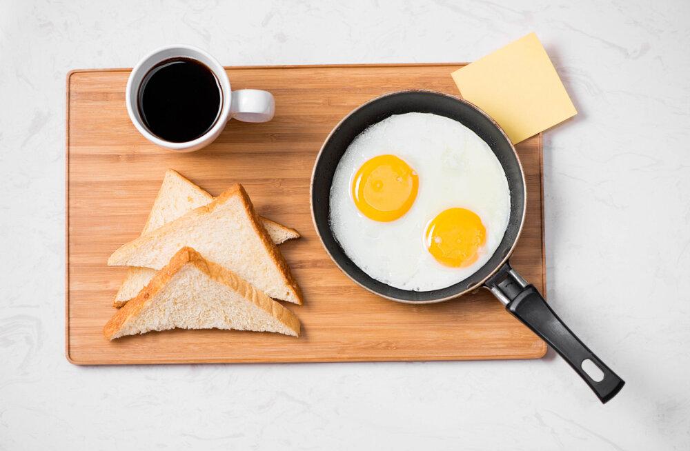 Munade hooaeg on käes! Räägime üle, kas ja miks munade söömine meie tervisele hästi mõjub