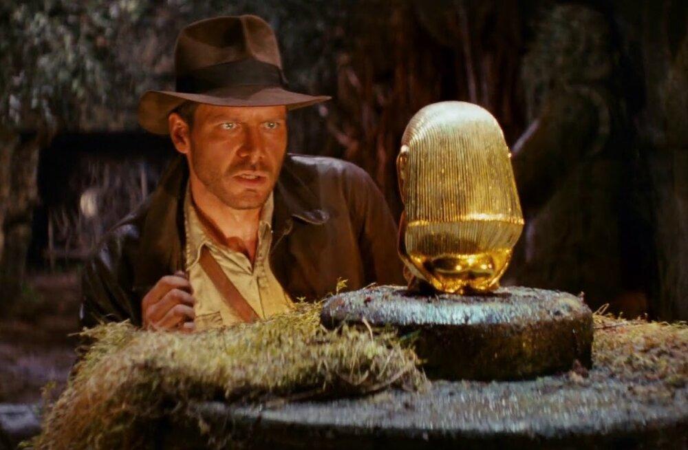 """Kaua tehtud kaunikene: """"Indiana Jones"""" naaseb kinodesse"""