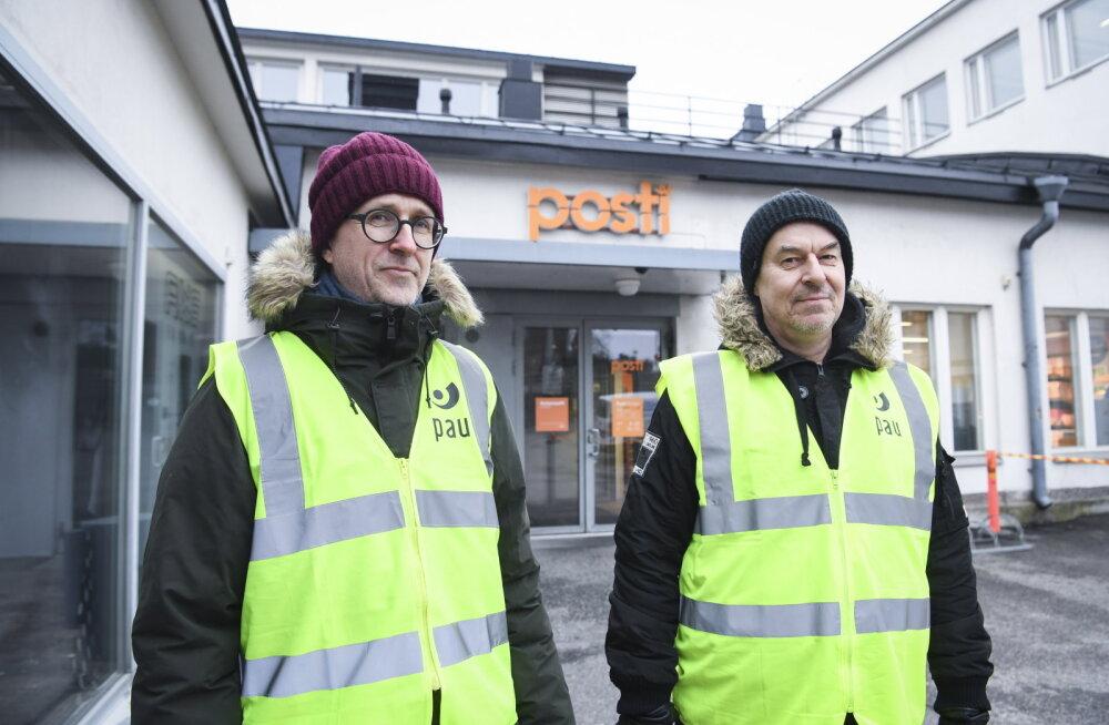 Soome postitöötajad kokkuleppele ei jõudnud, toetusstreigi mõjud annavad täna veel tunda