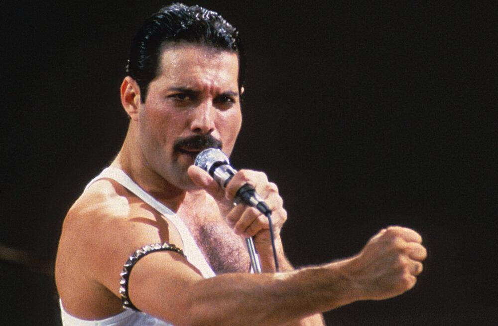 """Freddie Mercury pöörasele homoerootilisele elustiilile ei pandud filmis """"Bohemian Rhapsody"""" ühel kindlal põhjusel rõhku"""