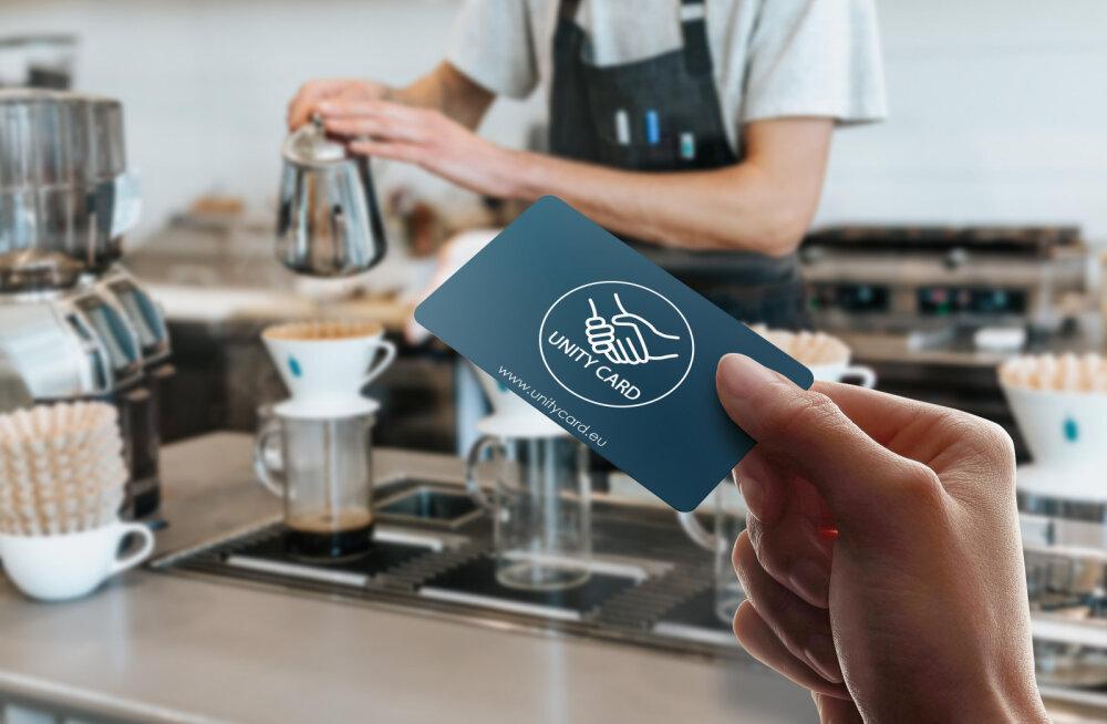 Новая платежная карта позволяет направить средства пособий местным торговцам, а не международным интернет-магазинам
