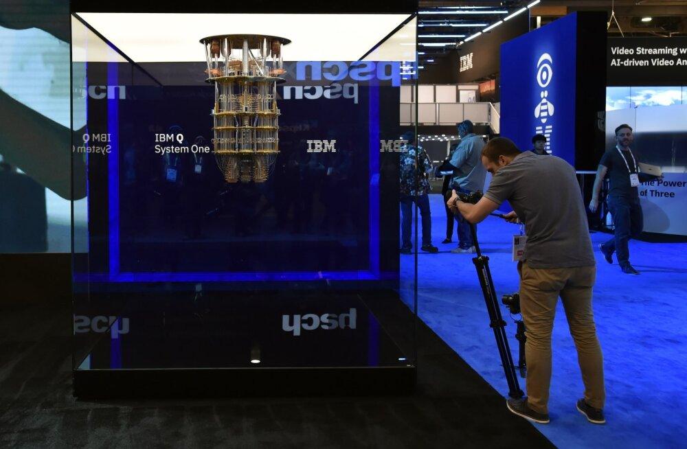 IBM toob kvantarvutite kasutamise massidesse: igaüks saab nüüd kvantarvutusvõimsusele ligi