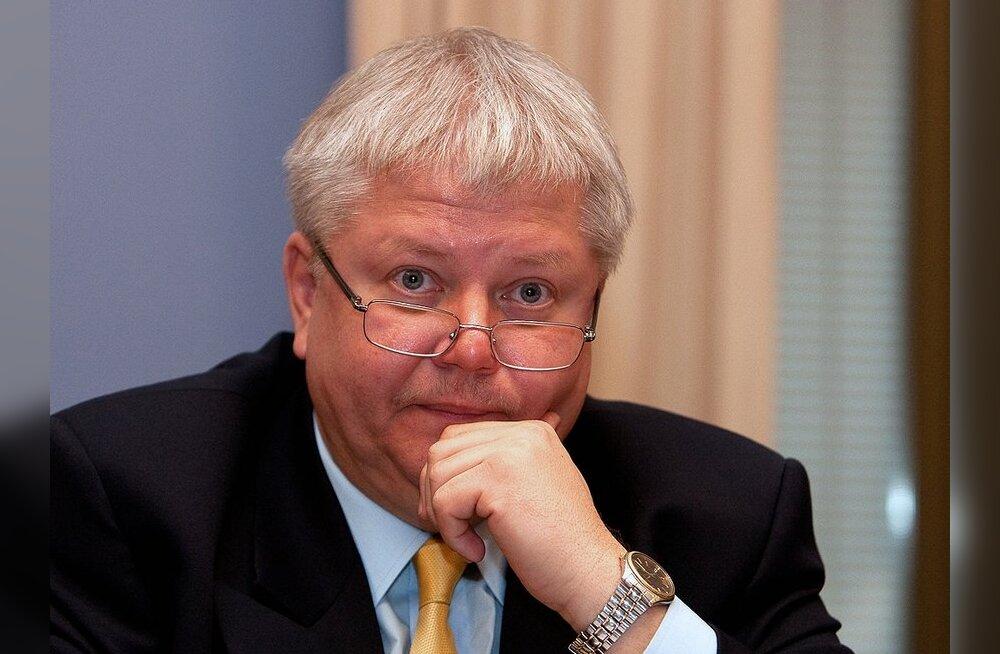 Tulevane kultuuriminister Rein Lang: tean, mida pean oluliseks, aga ei ütle