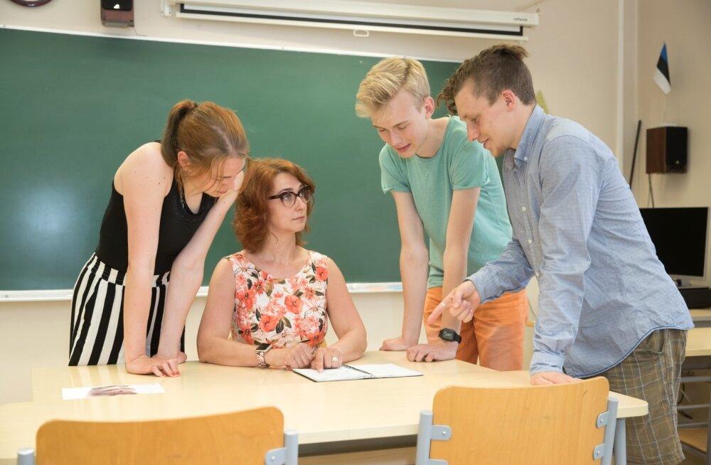 Euroopa noorte statistika võistlus