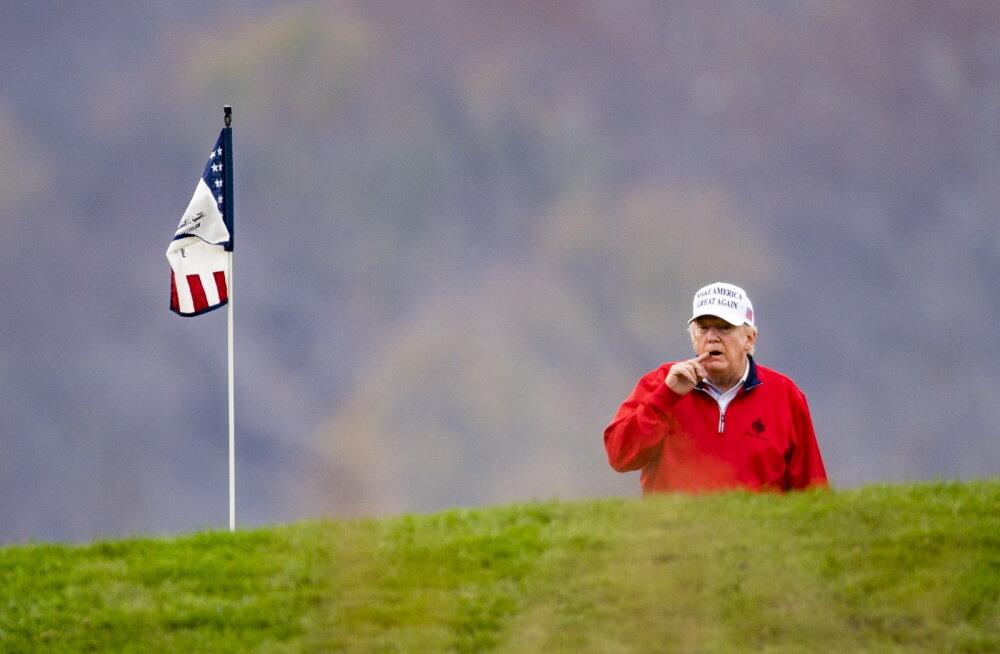Trump loobus G20 viirusearutelul osalemast ja mängis sel ajal golfi