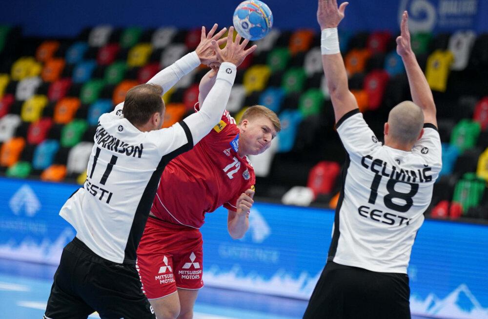 Thomas Sivertsson Saksa-mängu eel: eksimused kaitses tuleb viia miinimumini