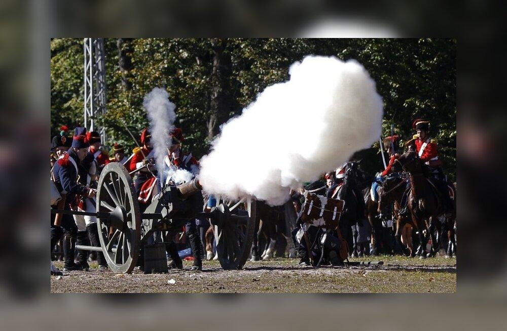 Napoleon, kahurite kamandaja: keiser eelistas lahingusse minna suurtükkidega