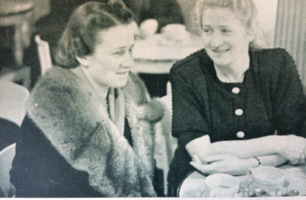 """Ajakiri """"Nädal Pildis"""", aastal 1940"""