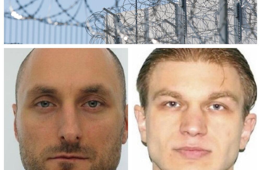 Vanglapõgenemised Eesti moodi: ämblikmees, kohalikud montecristod ja jõhkrad noorpätid