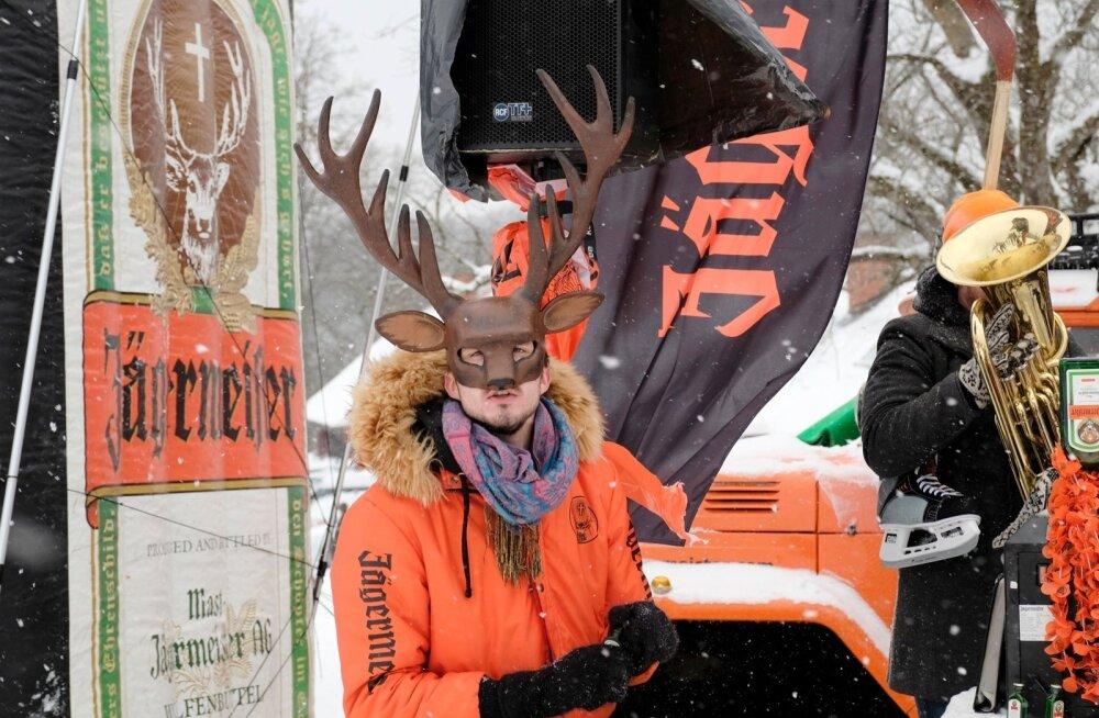 Jägermeistri Oranž Laupäev