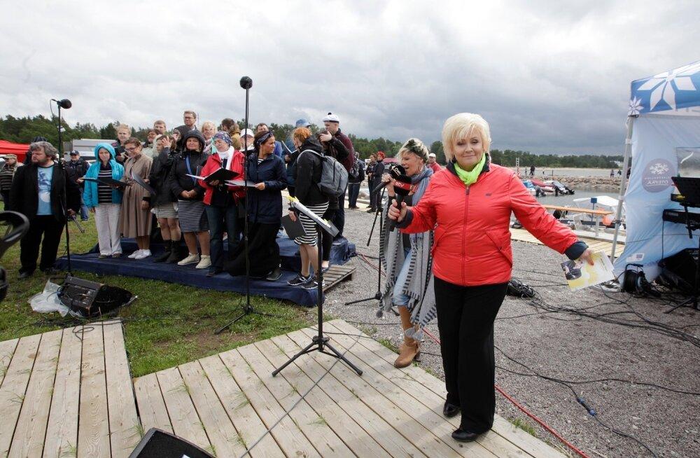 Suvenaabrid Võsul 2016 - Haljala ja Vihula valla laulukoor