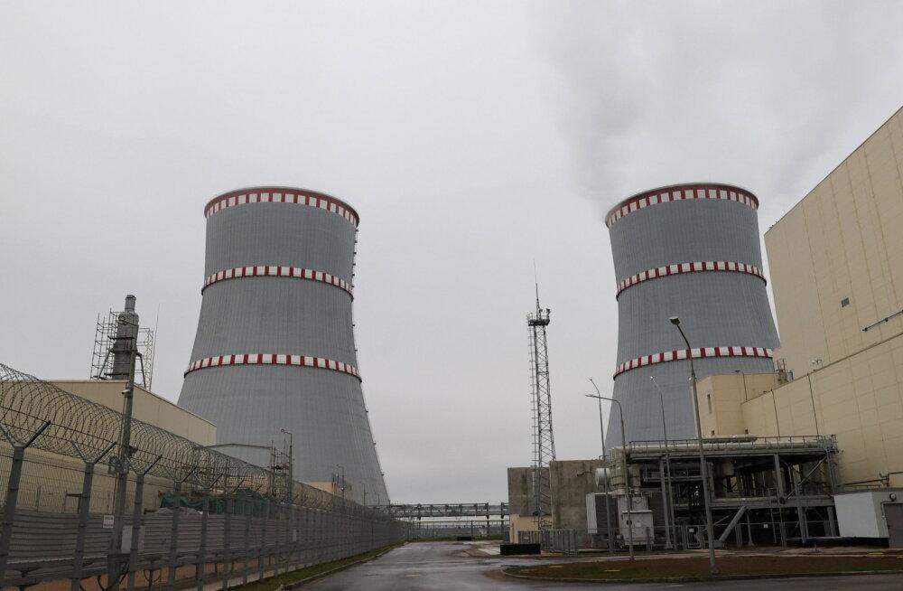 Leedu parlamendikomitee nõuab Läti survestamist, sest kardetakse, et Valgevene tuumaelekter jõuab Läti kaudu Leetu