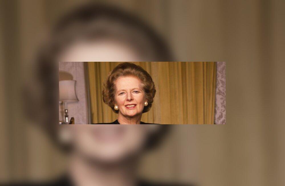 Thatcher palus Gorbatšovil Saksa ühinemist takistada