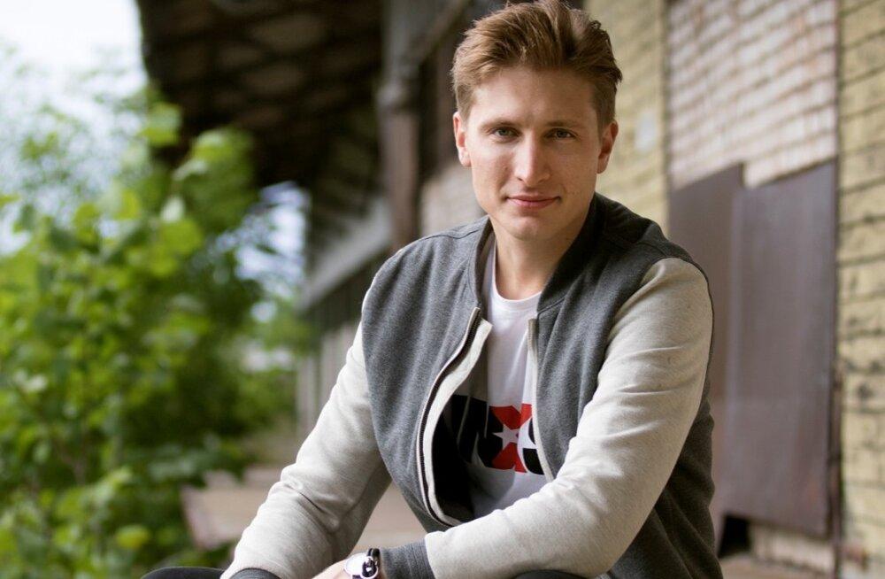 Karl Erik Taukar - juuni 2018