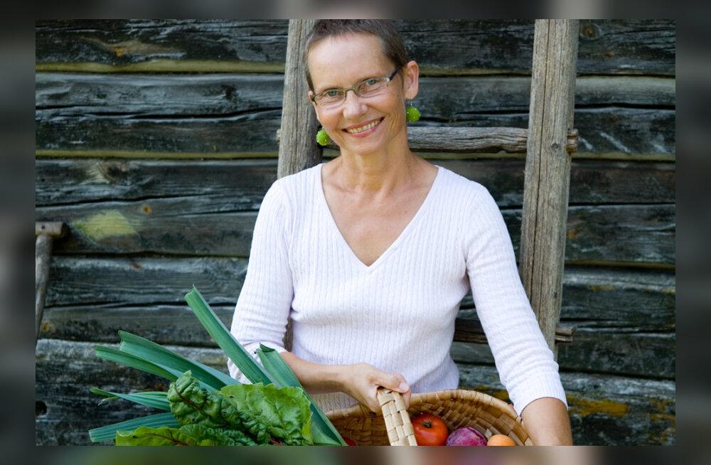 """TOITUMISE TEEJUHILT HARRASTAJALE: Marika Blossfeldt: alustada võiks """"tervislike"""" toitude järk-järgulisest lisamisest"""
