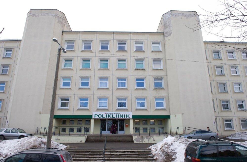 Ida- Viru Keskhaigla ja arstid