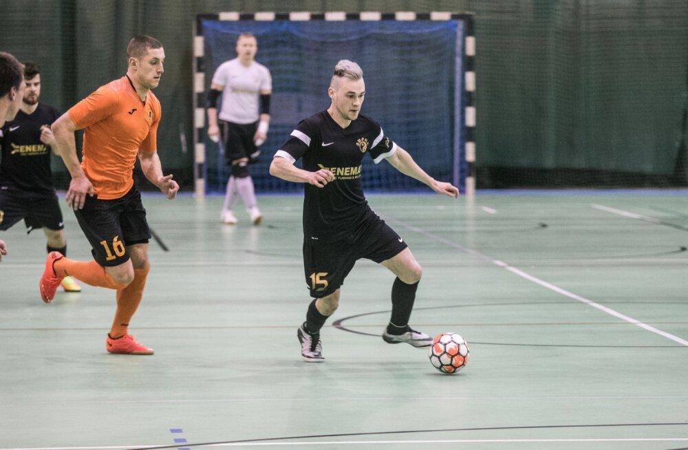 Augur Enemat vs Narva United