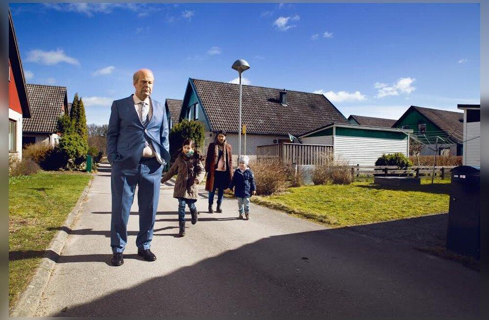 """Muhe Rootsi rekordifilm """"Mees nimega Ove"""" jõuab sellest nädalast kinodesse"""