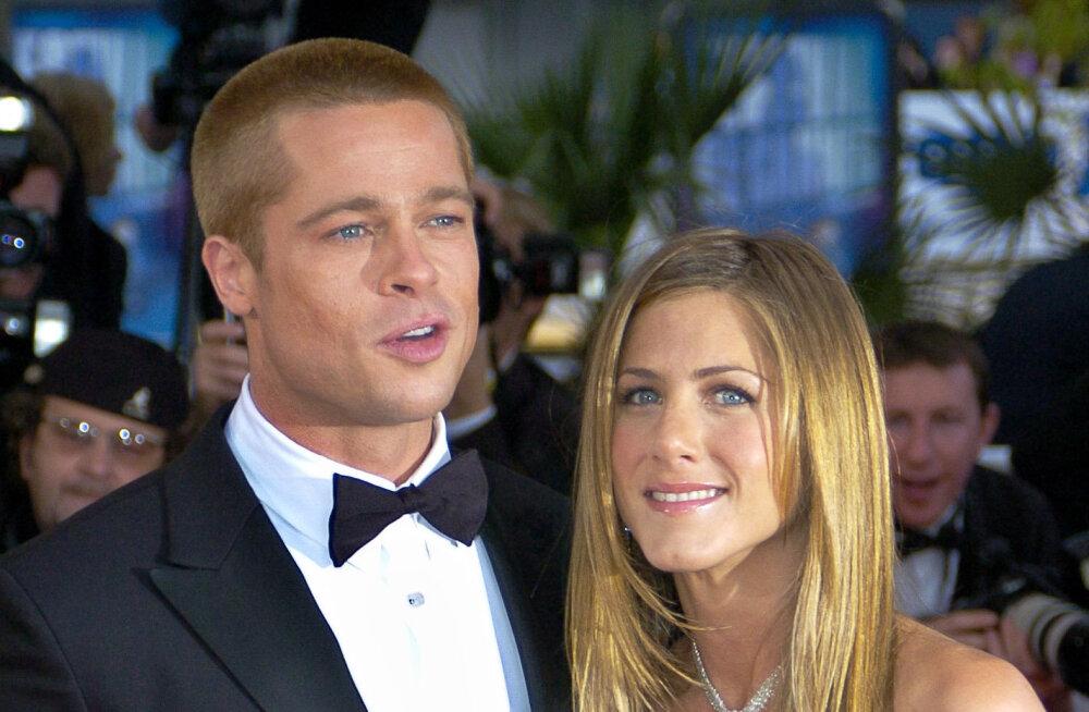 Südantlõhestav põhjus, miks Jennifer Aniston ja Brad Pitt kunagi ühiseid lapsi ei saanud