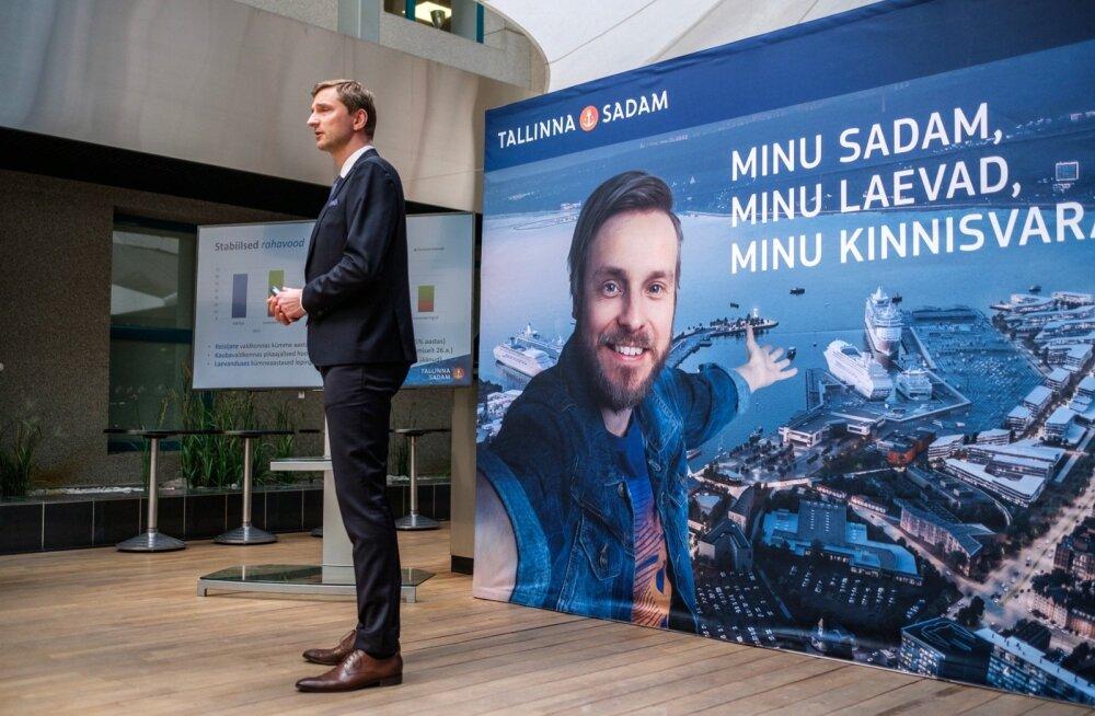 Tallinna Sadama IPO-nõustaja: kõigi soove pole võimalik rahuldada