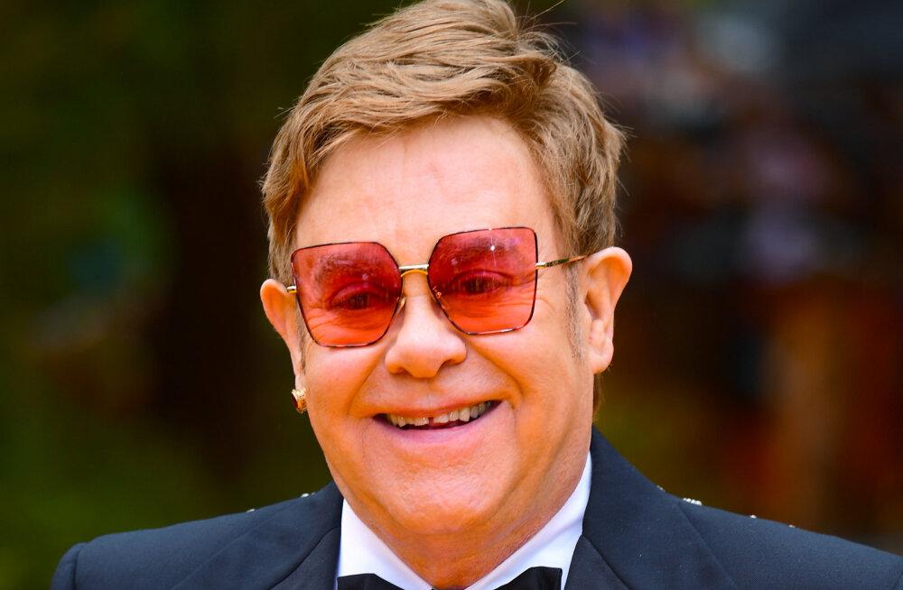 Elton Johni vend muusikust: tal on kas tohutu mälukaotus või ta ei taha mäletada