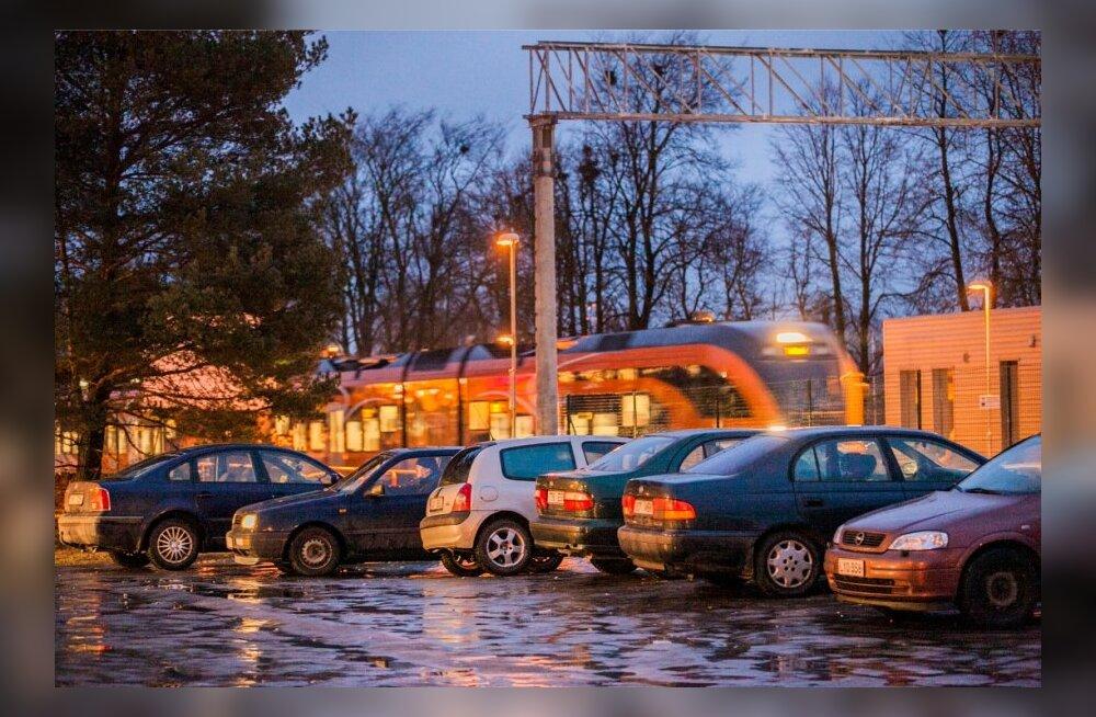 Eesti Raudtee jätab parklad libedaks