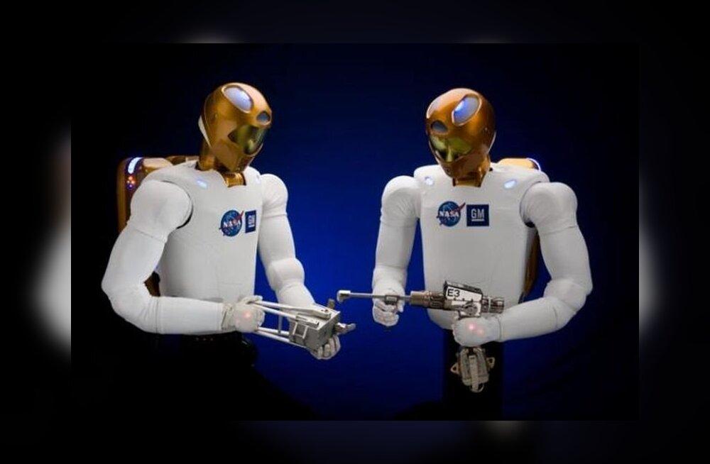 Inimlaadne kosmoserobot võib peagi Kuule jõuda