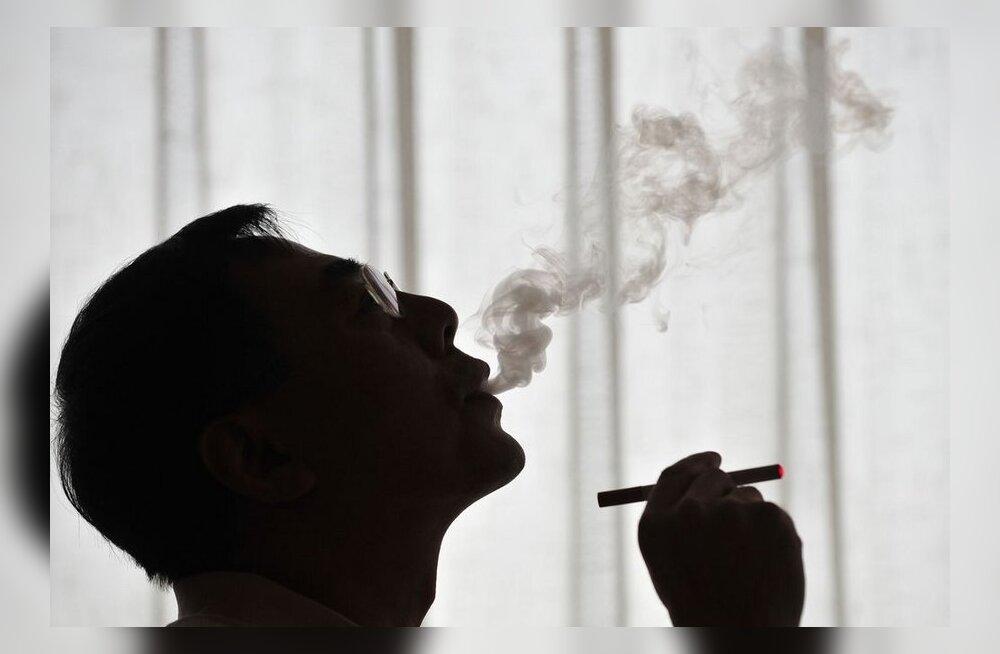 NB! Suitsetaja potents langeb kindlasti