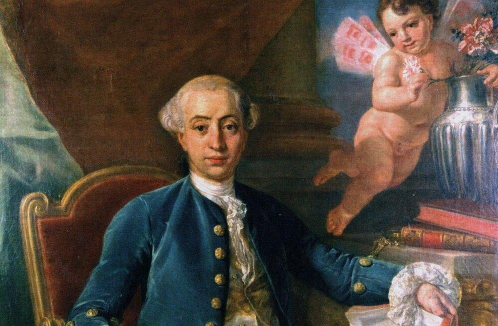 Casanova: kes oli tegelik mees müüdi taga?