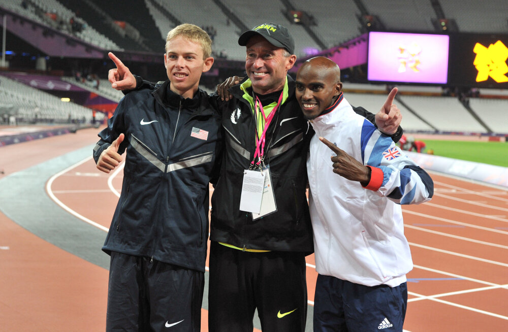 Neljakordse olümpiavõitja endine treener sai pika tegutsemiskeelu