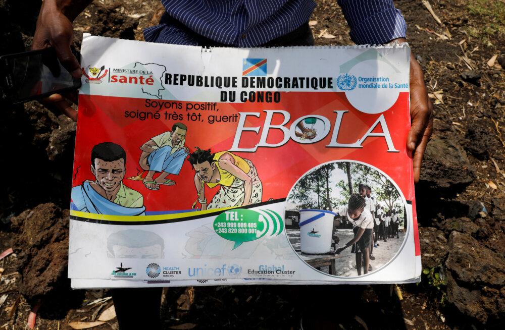 В Японии госпитализировали женщину с подозрением на Эболу