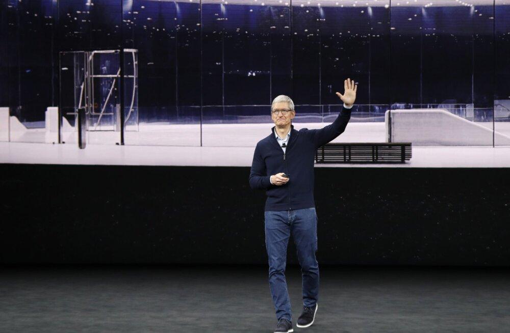 Miks Apple juht reisib nüüd teisiti?