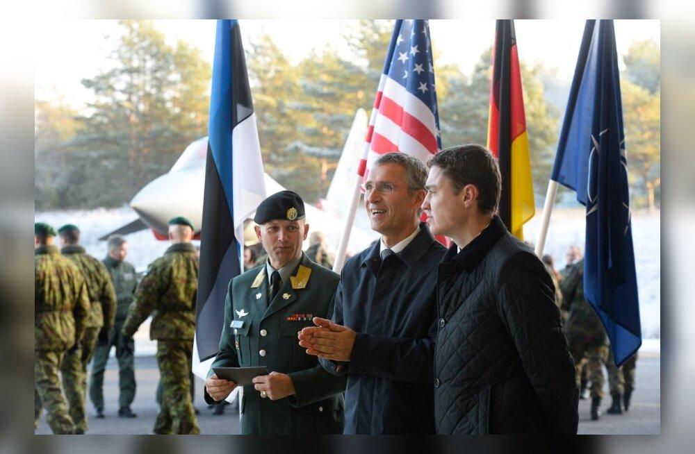 Постпред РФ: действия НАТО создают предпосылки для военного противостояния в Прибалтике