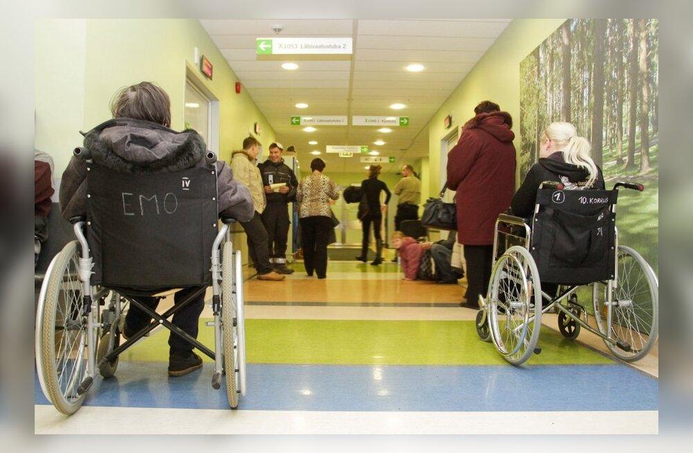 Põhja Eesti Regionaalhaigla erakorralise meditsiini osakond