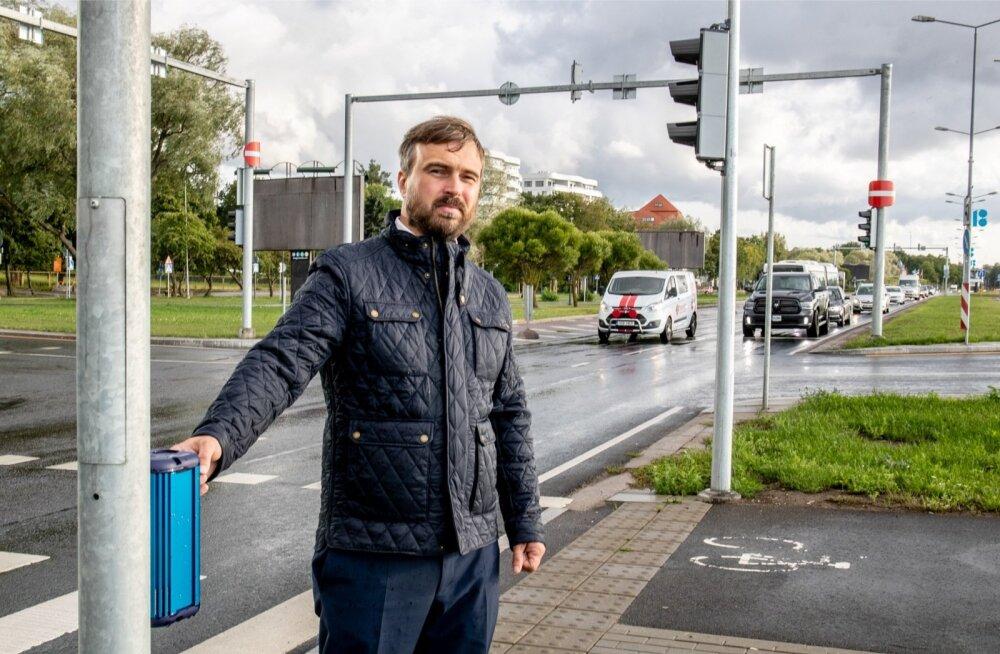 Kose piirkonna elanik Indrek Hein arvab, et liiklusuuring tuleks teha enne, kui planeering kinnitatakse.