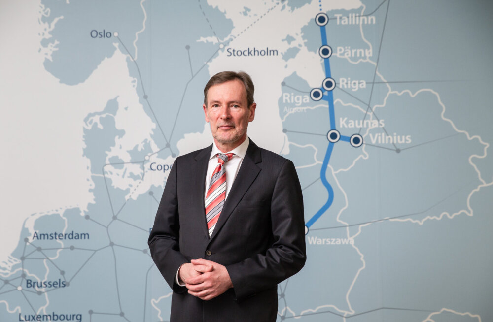Kiirest raudteeühendusest Euroopaga saab meie mobiilne inimõigus