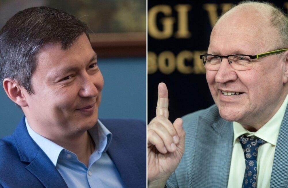 Mihhail Kõlvart ja Mart Helme andsid Baltnewsile intervjuu