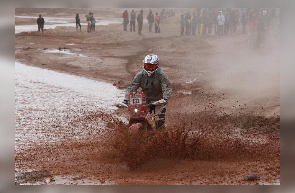 Triisa lõpetas Dakari maratonkatse 40. kohal, Meeru 60.