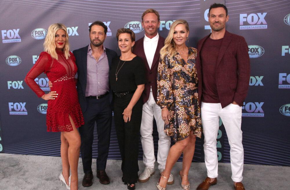 """Fännid pettunud! Ühte sarja """"Beverli Hills:90210"""" armastatud staaridest uutes osades ei näe"""