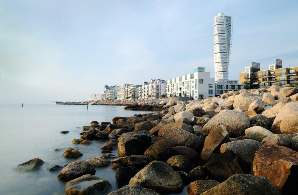 Turning Torso on vähimagi kahtluseta Malmö sümbol.
