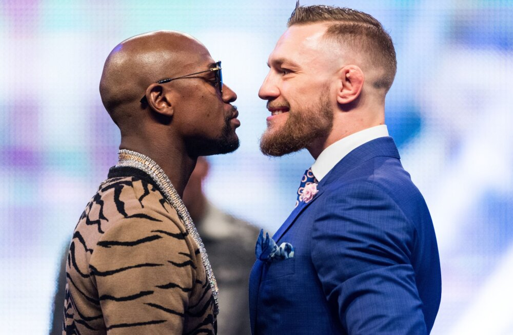 Mayweather ei usu, et McGregor löödi nokauti: ma nõuan videotõestust!