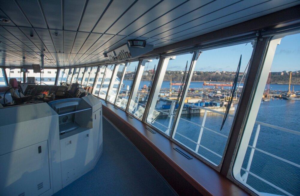 Romantika laeva kaptenisild