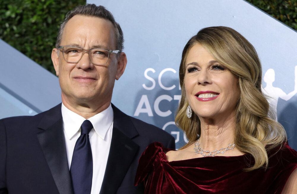 KLÕPS | Nüüdsest eurooplane! Tom Hanks tähistas uut kodakondsust